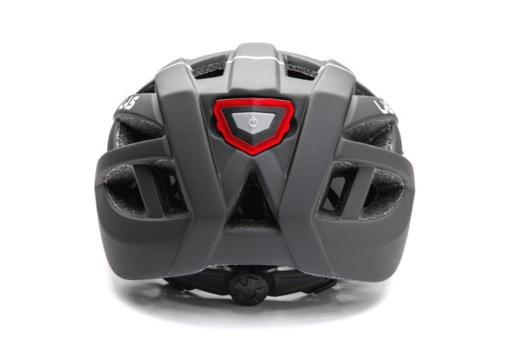 Casco da ciclismo per bici da corsa e mountain bike con luce posteriore per massima sicurezza e visibilità