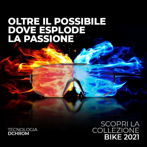 Banner mobile occhiali fotocromatici ciclismo demon