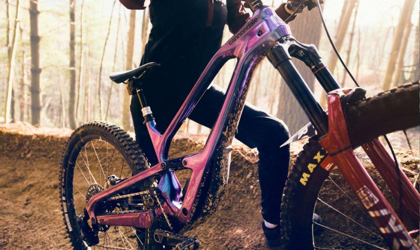 Bicicletta da enduro cannondale jekyll 2022