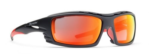 Occhiale da alpinismo modello OUTDOOR lenti fotocromatiche polarizzate specchiata categoria 2-4