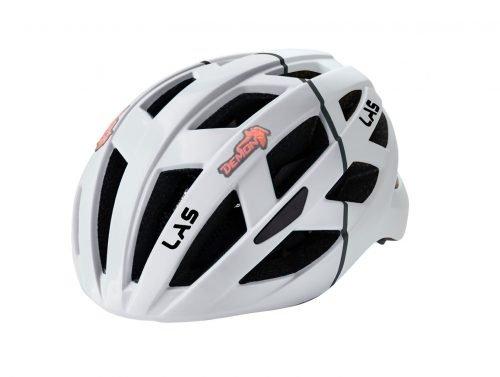 Casco da ciclismo per bici da corsa con luce integrata modello enigma DMN